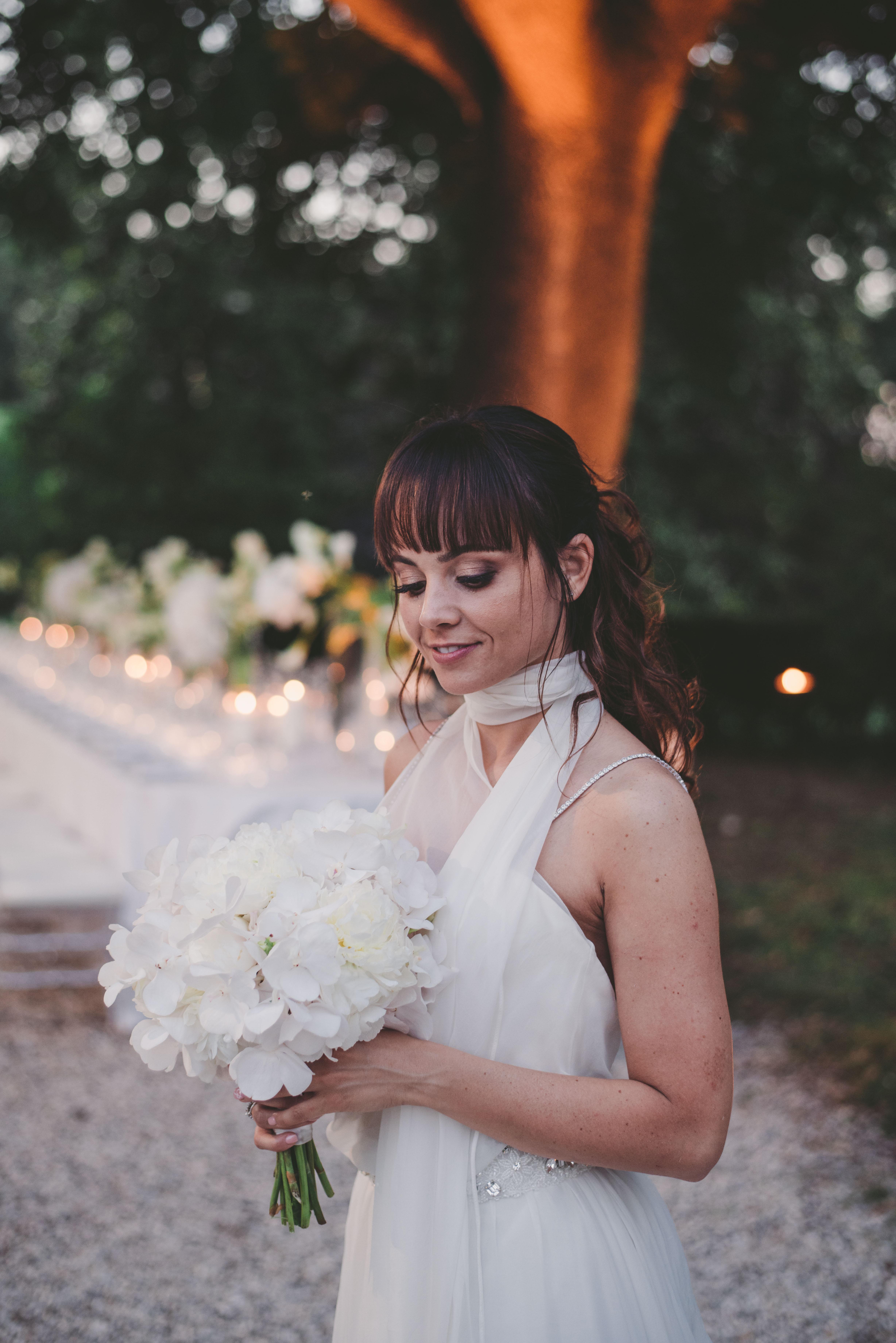 la cris wedding planner - scelta abito sposa